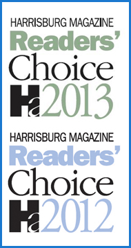 Harriburg Readers Choice Award 2012-13