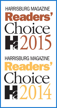 Harriburg Readers Choice Award 2014-15