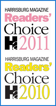 Harriburg Readers Choice Award 2010-11