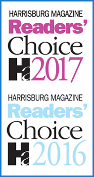 Harriburg Readers Choice Award 2016-17