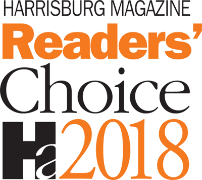 Harriburg Readers Choice Award 2018
