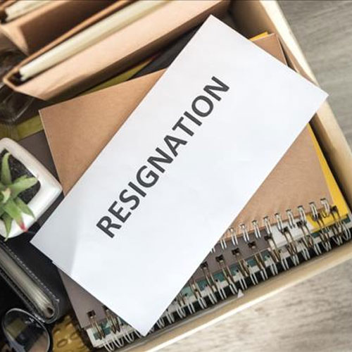 THE GREAT RESIGNATION = A GREAT OPPORTUNITY