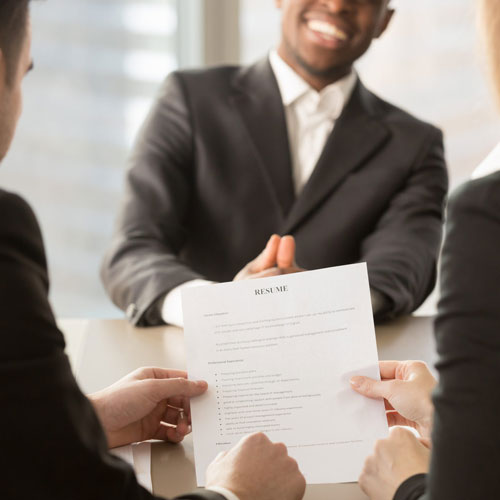 WILL YOUR RESUME WIN YOU THE INTERVIEW?